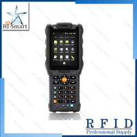 NEW Portable Android Bluetooth 1D 2D Barcode + Handheld RFID Reader
