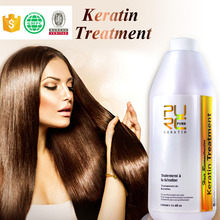 Private label straightening cream and permanent hair straightening products