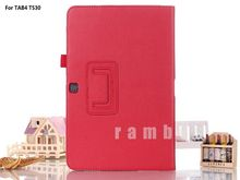 New Fashion Folio Pu Leather Stand Case for Samsung Galaxy Tab 4 7 T230 7inch tablet pc Flip cover case