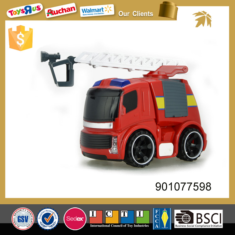 <strong>Friction</strong> toy vehicle new fire truck