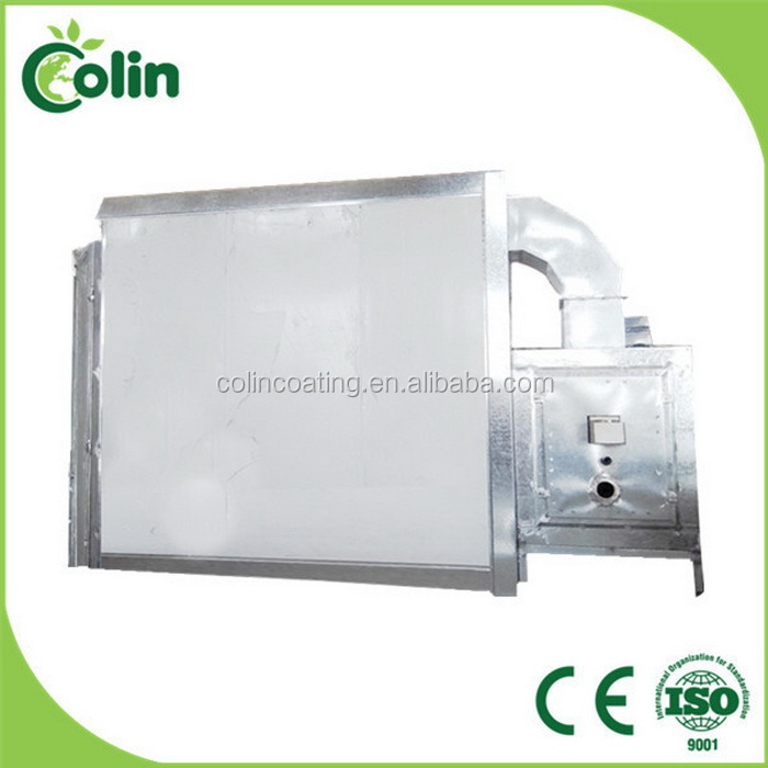 China supplier manufacturer of fiber optical patch cord curing oven