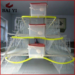 Best Custom-Made Pyramid Chicken Cage/Chicken House Design for Chicken Cage