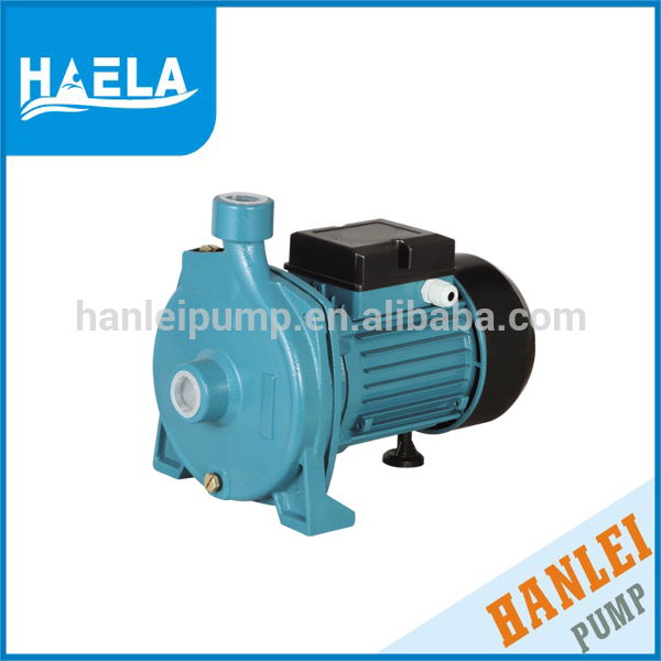 hanlei 0.75HP electric centrifugal CPM146 wind mill water pump