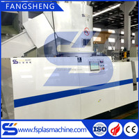 Sing screw PE PP plastic film flake granulator