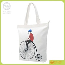 factory sell ECO cotton shopping bag for promotion