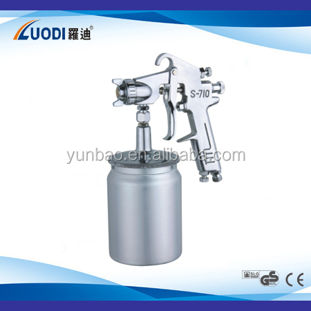 Suction Feed Type Excellent Atomization Paint Spray Gun