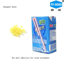 hot melt food grade adhesive for drinking straw