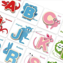 Preschool Alphabet Learning Games Puzzle For Kids