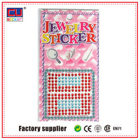 Beautiful diamond sticker for scrapbook, mobile phone crystal stickers