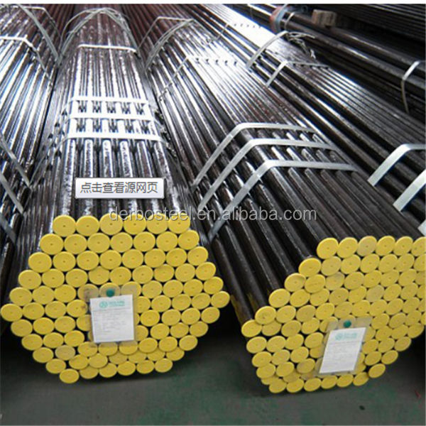ASTM A106 seamless carbon steel pipes and tubes, 35mm diameter steel pipe