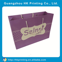 China Supplier Handle Shopping Paper Bag for Packing