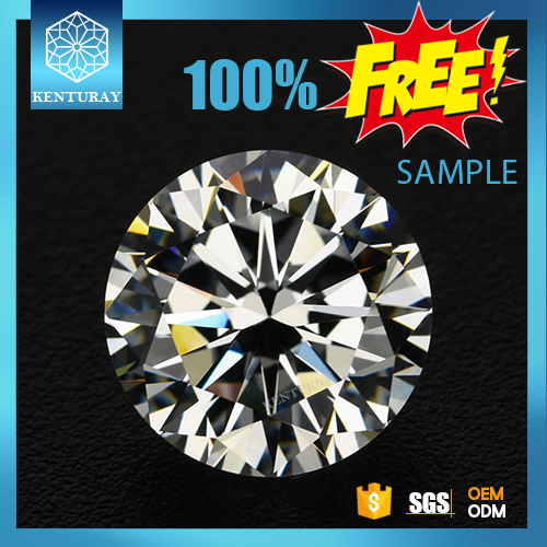 Cz Stone Beads Diamond European Machine Cut Gem Price Per Carat 1mm 3mm Cubic Zirconia