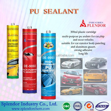 waterproof car glass pu sealant SP-1018