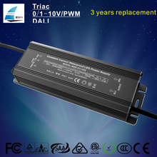 Three years warranty 30W 40W 50W 60W 70W 80W 100W 120W 150W 250W 300W 400W CC High PFC waterproof led driver