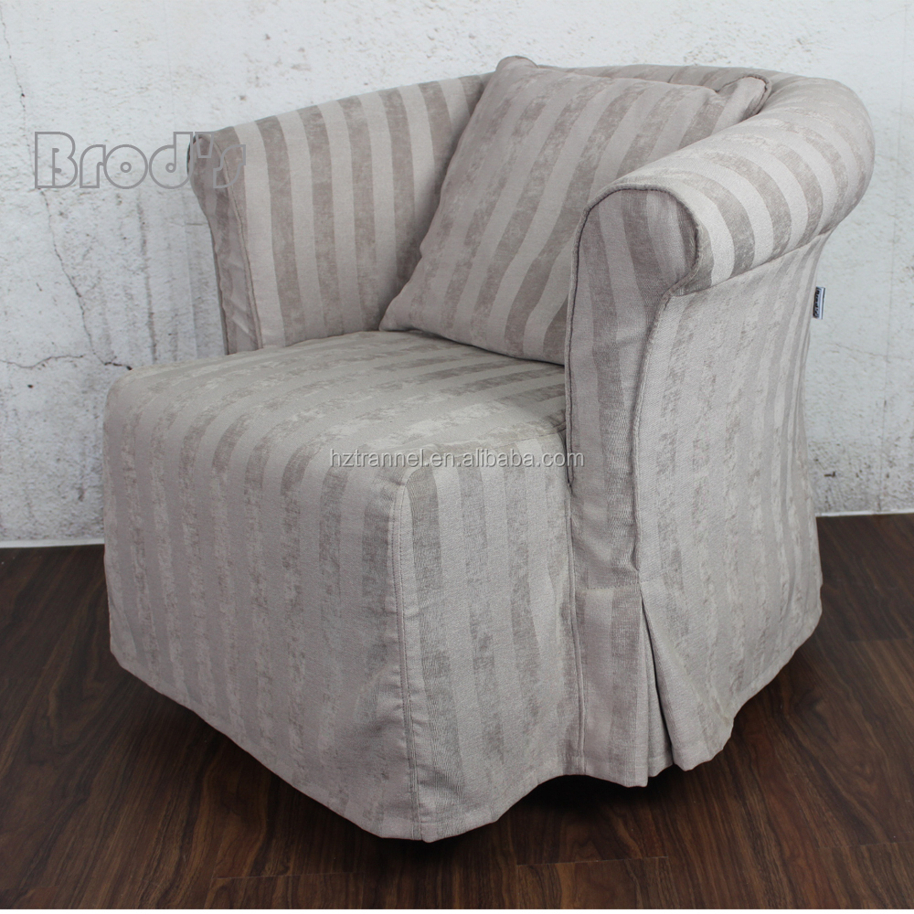 hot sale single seat Living room furniture dining chair modern design one seat fabric single seater relax sofa chairs