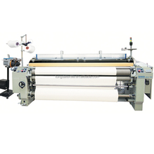 Lowest price plain cam dobby shedding weaving water jet loom for sale