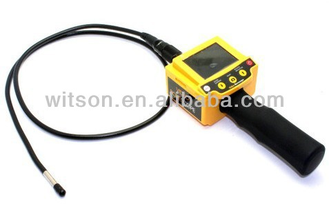 WITSON mini endoscope camera with SD card record & Extendible pipe