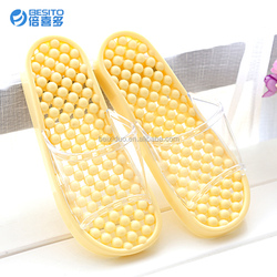 Massage and anti-skid plastic sandal popular japan slipper