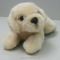 Promotional cute puppy clown bespoke plush toys stuffed soft toys customized sizes available