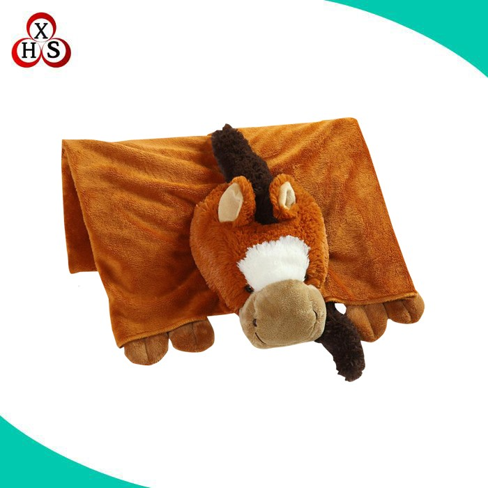 New Hot Sell Animal Shaped Blanket For Kids