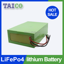 Electric cars batteries pack 100ah 48v Lifepo4 battery