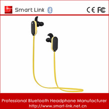 Best Quality Rechangeable Stereo Bluetooth Earpiece for apple