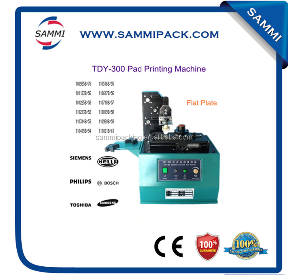 Good quality Electric Pad Printer pad printing ink