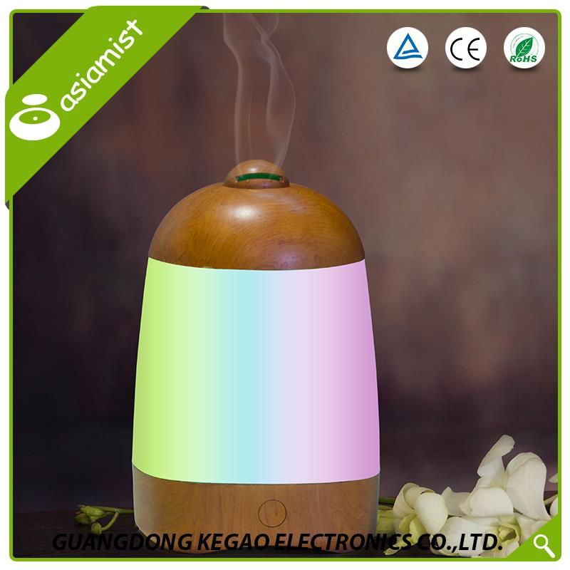 Best price portable medical center wood colour essential oil difuser