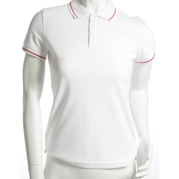 high quality slim fitted women polo t shirt, custom fit polo neck women clothes