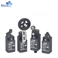 Elevator Safety Parts, Nornal Close/ Normal Open Single Wheel Limit Switch with L Bracket