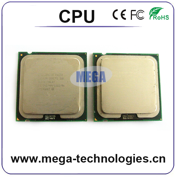 Cheap hot selling brand name used computer cpu processor