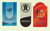 92800 Custom Made Magnetic Bookmark ( promotional gift, corporate gift, premium gift, souvenir )