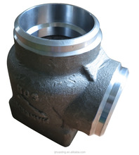 steel casting foundries+CNC machining----A world class manufacturer(24 years experience,20,000 tons capacity,TS16949)