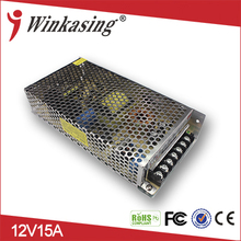 12V 15A CCTV power supply adapter Switching winkasing power supply YJS-A011
