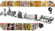 Hot sale breakfast cereal production line/ corn flakes machine/machine to make corn flakes/kelloggs corn flakes machine