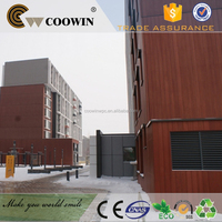 building materials wooden fiber cement wall panels