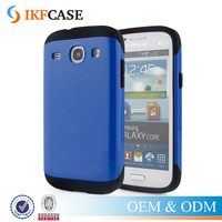 Shockproof Dual Layer TPU Hybrid Rugged Armor Slim Hard Plastic Case Cover For Samsung Galaxy i8262 i8260