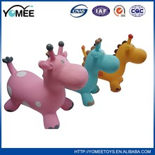High Strength Factory Supply Pvc Bounce Animal Toy