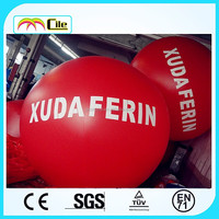 CILE 2015 can customize advertising inflatable water ball model