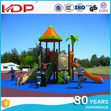 Children paradise safety playground plastic playground equipment south africa