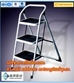 FRP telescopic ladders with Wide stairs