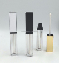 Saint Laurent tubo quadrado recipiente lip gloss líquido