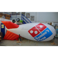 Inflatable advertising rc zeppelin/custome inflatable blimp