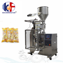 automatic weighing vertical nitrogen potato chips packaging machine
