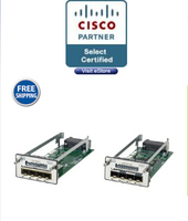 Cisco C3kx-Nm-1g Network Module - For Data Networking - 1 X 1000base-X C3KX-NM-1G=