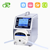 Quality Supplier Metering And High Accuracy And Efficiency And Electronic Display Dosing Peristaltic Pump For Fermentation Tank