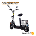 2016 hot sale street legal two wheel 500W/800W electric scooters for adults