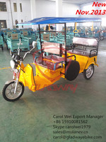 2014-2015 ELECTRIC TRICYCLE,RICKSHAW,BATTERY OPERATED AUTO RICKSHAW TUKTUK FOR PASSNEGER AND CARGO