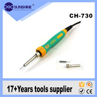 Wholesales indicator light electronic soldering iron tips for computer repairing