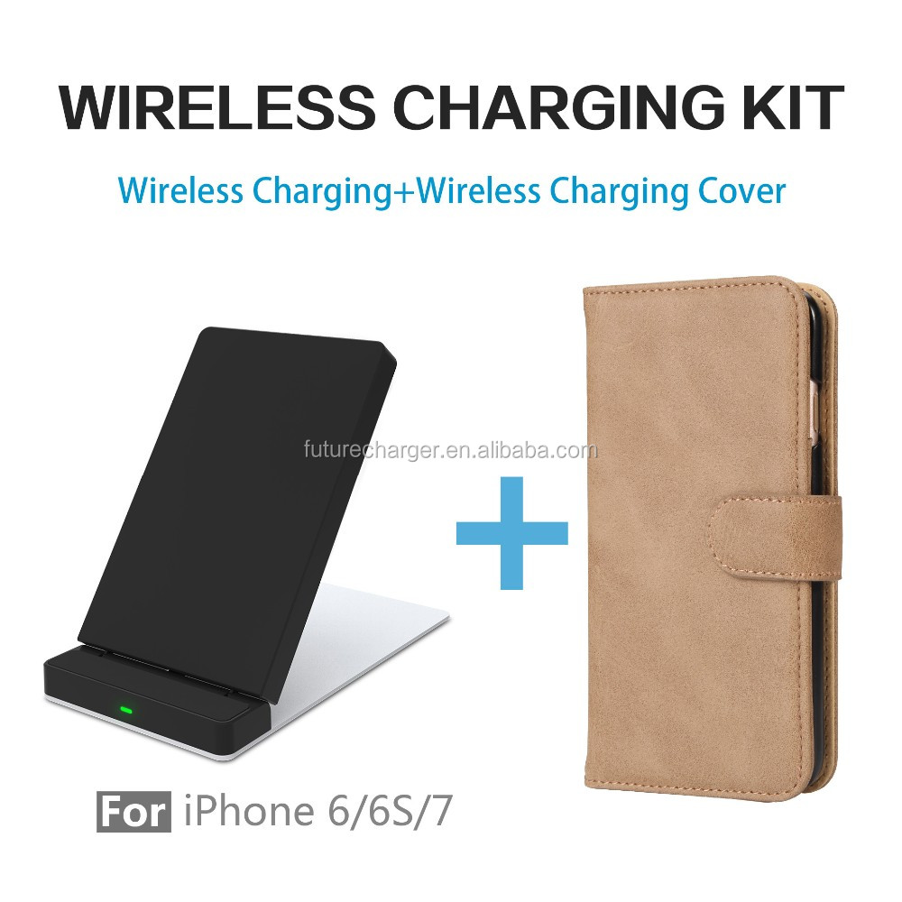 For Iphone 8 Qi standard wireless charger